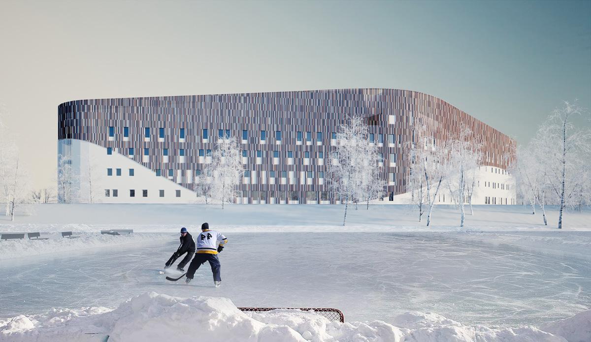 Seinäjoki uusi sairaala